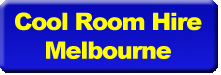 Cool Room Hire Melbourne