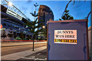 Portable Toilet Hire Melbourne